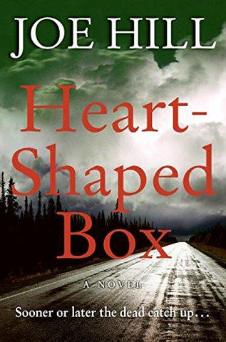 Heart-Shaped Box (9780061147937): Joe Hill: Books