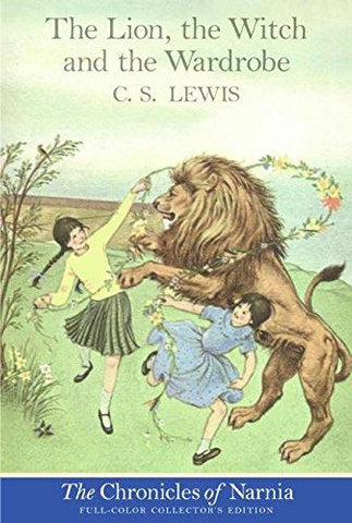 The Lion, the Witch and the Wardrobe (Full-Color Collector's Edition): C. S. Lewis, Pauline Baynes: 9780064409421: Books