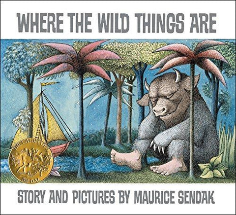 Where the Wild Things Are: Maurice Sendak: 8580001046631: Books