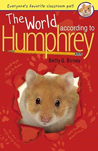 The World According to Humphrey: Betty G. Birney: 9780142403525: Books