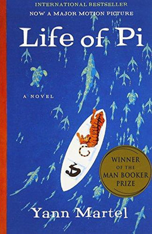 Life of Pi (9780156027328): Yann Martel: Books