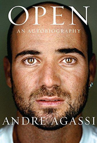 Open: An Autobiography: Andre Agassi: 8601300025537: Books