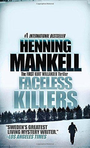Faceless Killers: Henning Mankell: 9780307742858: Books