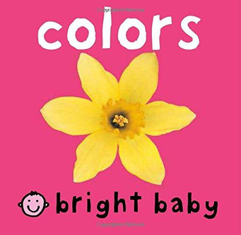 Colors (Bright Baby) (9780312492472): Roger Priddy: Books