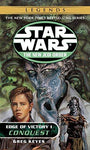 Edge of Victory 1: Conquest (Star Wars: The New Jedi Order) (9780345428646): Greg Keyes: Books