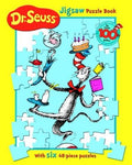 Dr. Seuss Jigsaw Puzzle Book: Dr. Seuss: Home & Kitchen