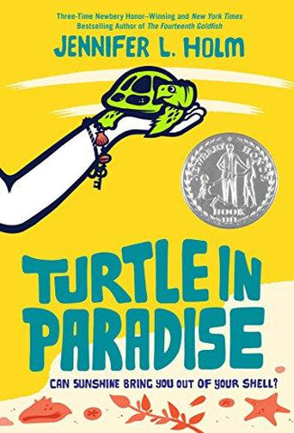Turtle in Paradise: Jennifer L. Holm: 9780375836909: Books