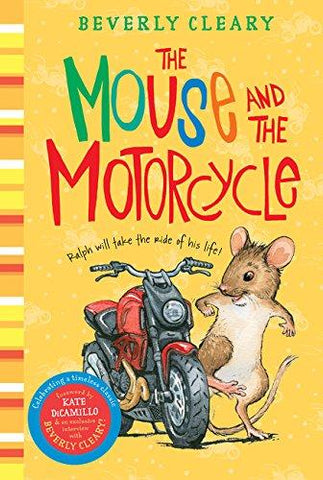 The Mouse and the Motorcycle: Beverly Cleary, Jacqueline Rogers: 9780380709243: Books