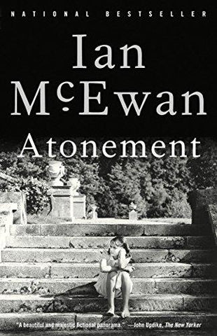 Atonement: A Novel: Ian McEwan: 9780385721790: Books