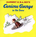 Curious George in the Snow (CANCELED): H. A. Rey, Margret Rey: 0046442919074: Books