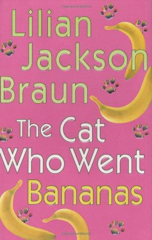 The Cat Who Went Bananas (9780399152245): Lilian Jackson Braun: Books