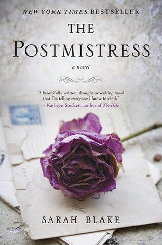 The Postmistress: Sarah Blake: 9780399156199: Books
