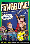 The Egg of Misery (Fangbone! Third Grade Barbarian): Michael Rex: 9780399255229: Books