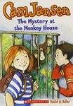 Cam Jansen and the Mystery at the Monkey House: David A. Adler, Susanna Natti: 9780439133821: Books
