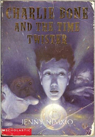 Charlie Bone And The Time Twister (Charlie Bone, Book 2): Jenny Nimmo: 9780439496889: Books