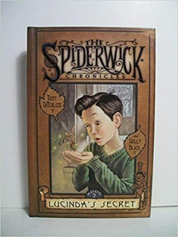 Lucinda's Secret: Holly Black, Tony DiTerlizzi: 9780439597425: Books