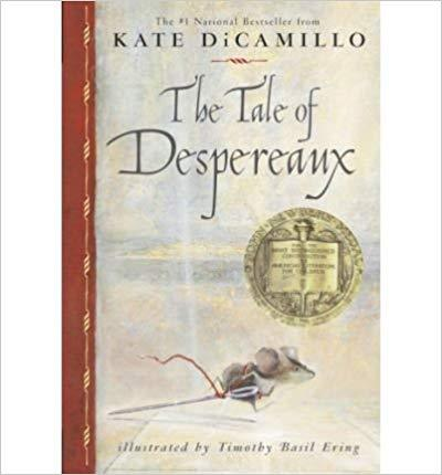 The Tale of Despereaux: Kate Dicamillo: 9780439692687: Books