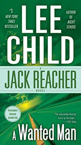 A Wanted Man (Jack Reacher) (9780440246312): Lee Child: Books