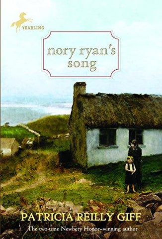 Nory Ryan's Song: Patricia Reilly Giff: 9780440418290: Books