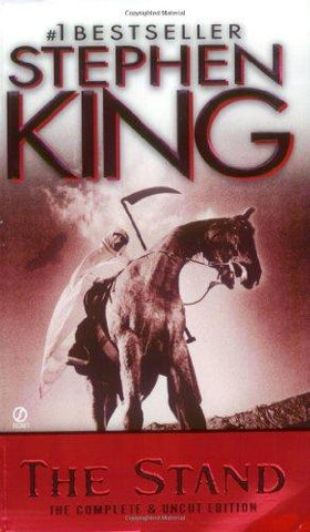 The Stand: Expanded Edition: For the First Time Complete and Uncut (Signet): Stephen King: 9780451169532: Books