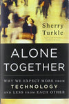 Alone Together: Why We Expect More from Technology and Less from Each Other: Sherry Turkle: 9780465010219: Books