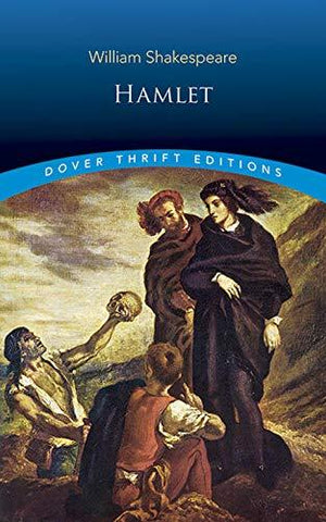 Hamlet (Dover Thrift Editions) (9780486272788): William Shakespeare: Books