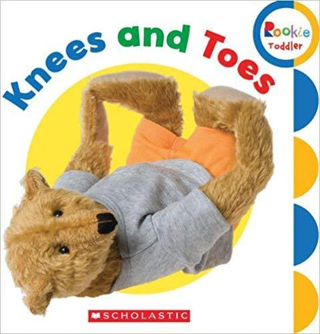 Knees and Toes! (Rookie Toddler) (9780531245460): Scholastic: Books