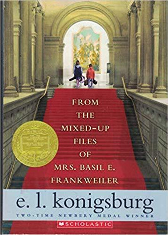 From the Mixed-up Files of Mrs. Basil E. Frankweiler: E.L. Konigsburg: 9780545041737: Books