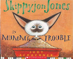 Skippyjon Jones In Mummy Trouble: Judy Schachner: 9780545053884: Books