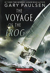 The Voyage Of The Frog (Apple signature) (9780545085359): Gary Paulsen: Books