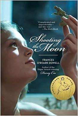 Shooting the Moon: Frances O'Roark Dowell: 9780545207393: Books