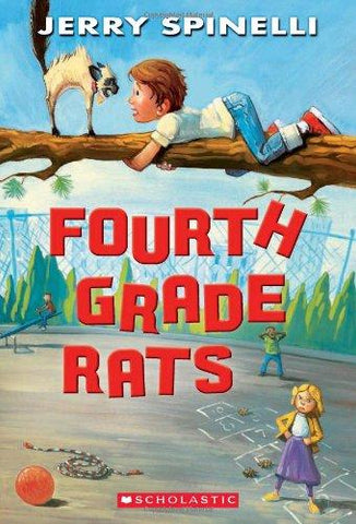 Fourth Grade Rats: Jerry Spinelli: 8601419953226: Books