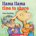 Llama Llama Time to Share: Anna Dewdney: 9780545500586: Books