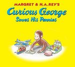 Curious George Saves His Pennies: H. A. Rey: 9780547632315: Books