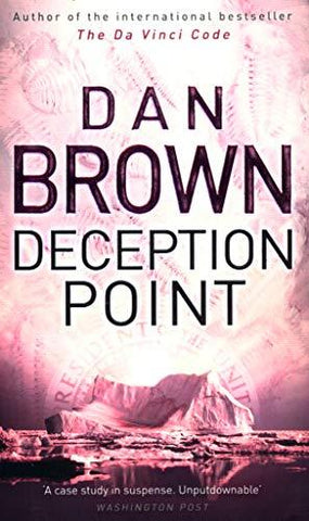 Deception Point: Dan Brown: 9780552151764: Books