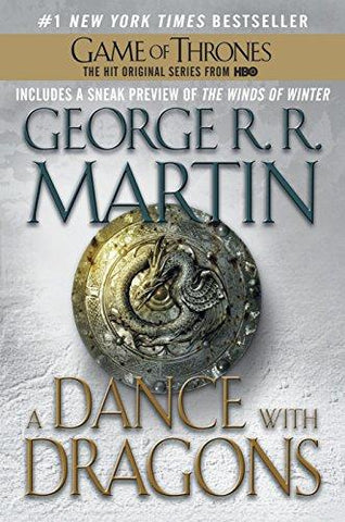 A Dance with Dragons: A Song of Ice and Fire: Book Five: George R. R. Martin: 9780553385953: Books