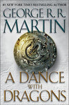 A Dance with Dragons (A Song of Ice and Fire): George R. R. Martin: 9780553801477: Books