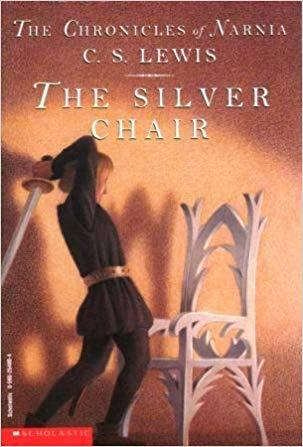 The Silver Chair (The Chronicles of Narnia Book 6): C.S. Lewis, Pauline Baynes: 9780590254809: Books