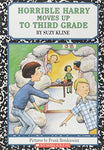 Horrible Harry Moves Up to Third Grade (Horrible Harry): Suzy Kline: 9780590290142: Books