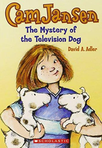 Cam Jansen and the mystery of the television dog: David A Adler: 9780590461245: Books