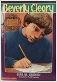 Dear Mr. Henshaw: Beverly Cleary: 9780590687270: Books