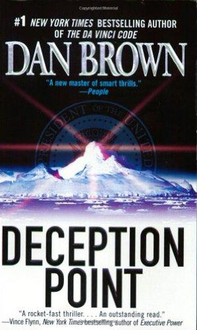 Deception Point: Dan Brown: 9780451215802: Books