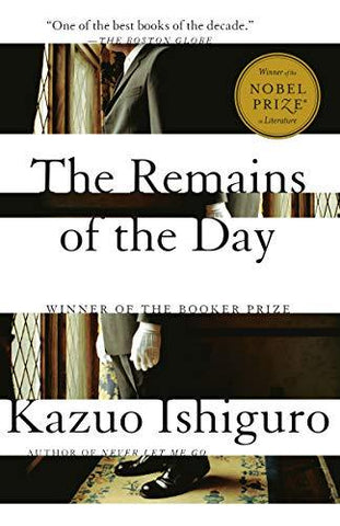 The Remains of the Day: Kazuo Ishiguro: 9780679731726: Books