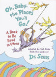 Oh, Baby, the Places You'll Go! [Mini Edition]: Tish Rabe, Dr. Seuss: 9780679885726: Books