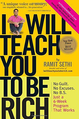 I Will Teach You To Be Rich: Ramit Sethi: 8601401218258: Books