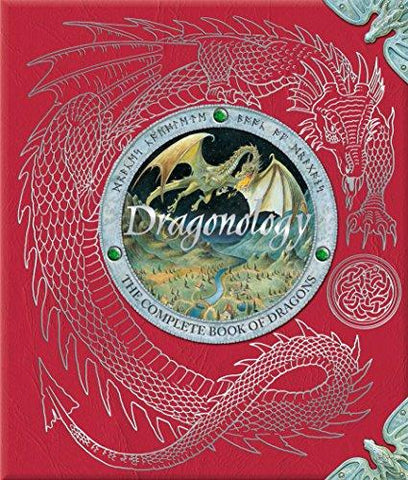 Dragonology: The Complete Book of Dragons (Ologies): Dr. Ernest Drake, Dugald A. Steer, Various: 9780763623296: Books