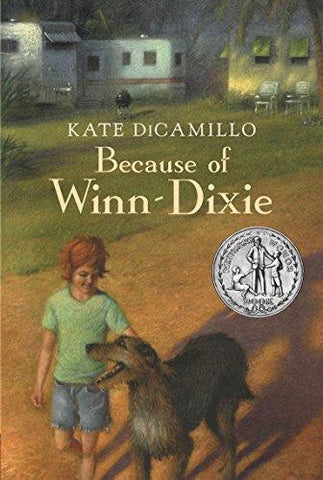 Because of Winn-Dixie: Kate DiCamillo: 8601400279434: Books