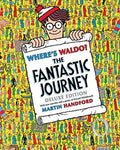 Where's Waldo? The Fantastic Journey: Deluxe Edition: Martin Handford: 9780763645281: Books