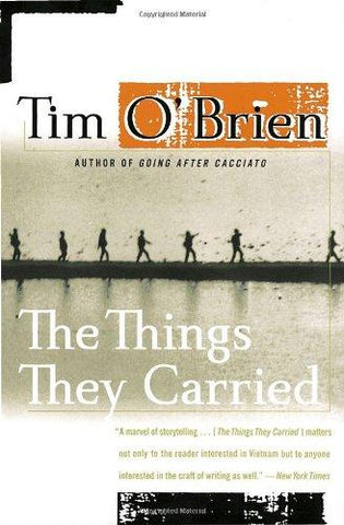 The Things They Carried (9780767902892): Tim O'Brien: Books