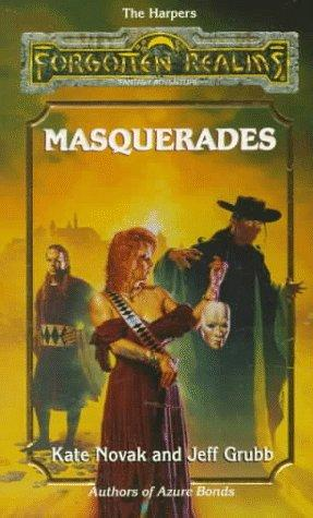 Masquerades (The Harpers, Book 10): Kate Novak: 9780786901524: Books